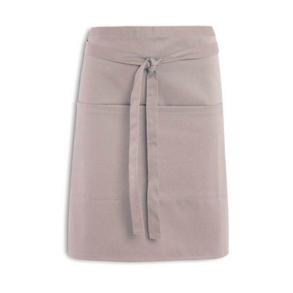 Κοντή Ποδιά Με Τσέπη – 50cm