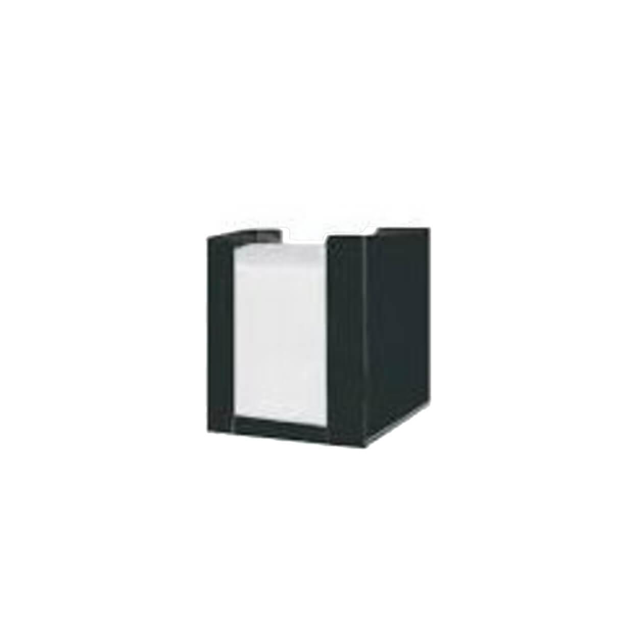 ΧΑΡΤΟΠΕΤΣΕΤΟΘΗΚΗ ΜΕΓΑΛΗ ΜΑΥΡΗ 16,5×16,5×18