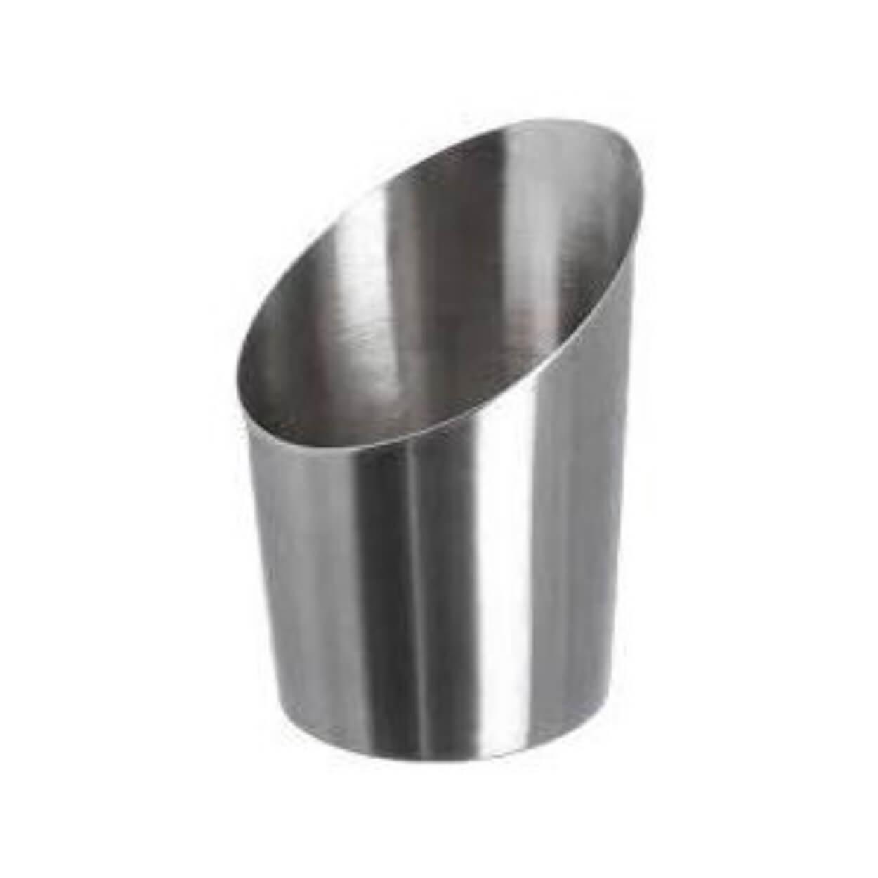 Κύπελο κωνικό Inox Υ11,4cm