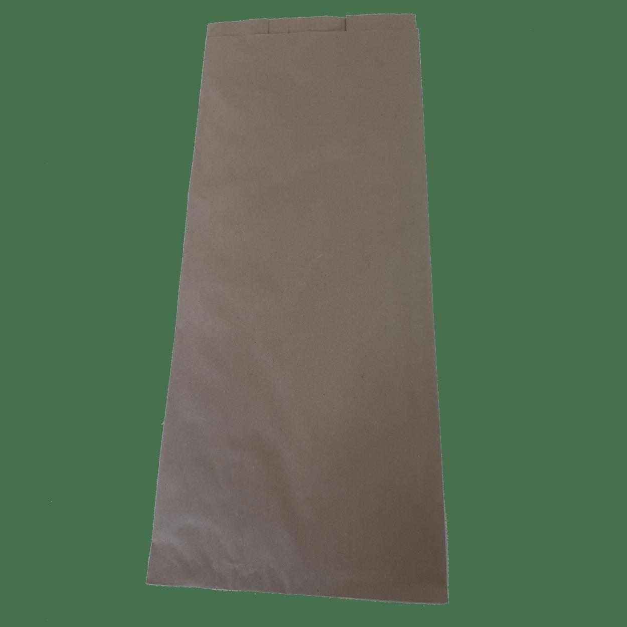 ΧΑΡΤΟΣΑΚΟΥΛΑ ΑΡΤΟΠΟΙΙΑΣ GREASEPROOF 20+12×50 Cm ΚΡΑΦΤ KAΦΕ